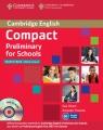 Compact Preliminary for Schools Student's Pack + CD Elliott Sue, Thomas Amanda