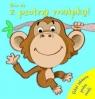 Baw się z psotną małpką!