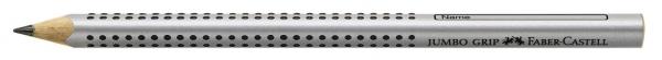 Ołówek Jumbo Grip - srebrny (111900)