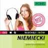 Słuchaj i mów niemiecki 500 słów +CD