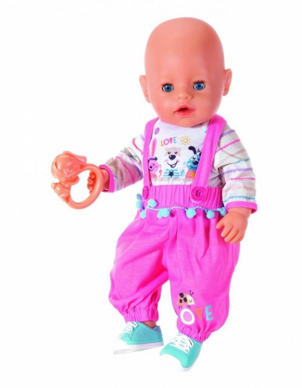 Zestaw akcesoriów dla noworodka BABY BORN (828144-116720)