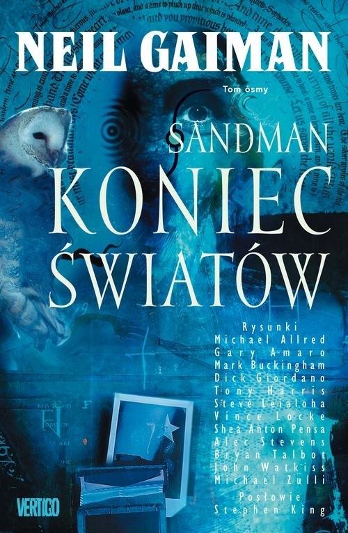 Sandman Tom 8 Koniec światów Gaiman Neil