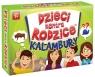 Dzieci kontra rodzice: Kalambury