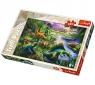 Puzzle Dinozaury 260 (13214)