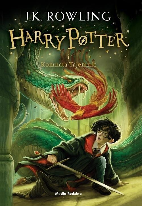 Harry Potter i Komnata Tajemnic. Tom 2 Rowling Joanne K.