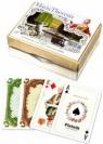 Karty do gry Piatnik 2 talie lux Maria Teresa (2131)