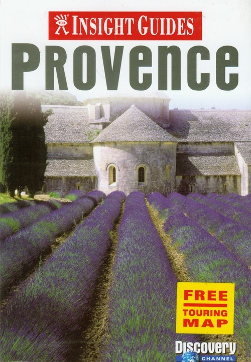 Berlitz Provence Insight Regional Guide