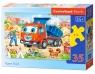 Puzzle Tipper Truck 35 elementów (035144)