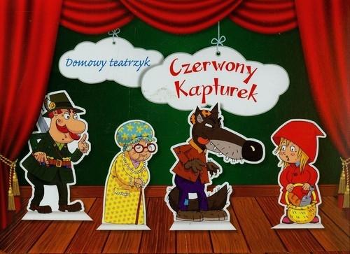 Czerwony kapturek Domowy teatrzyk