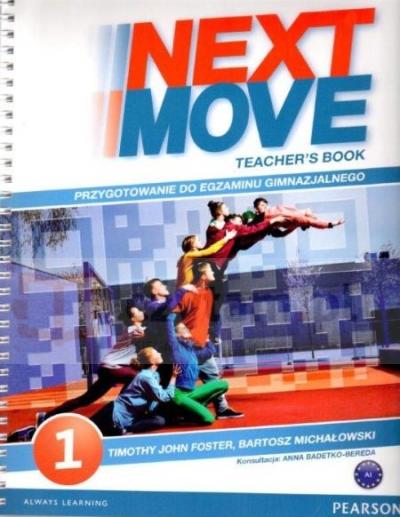 Next Move 1 TB Carolyn Barraclough, Katherine Stannett, Bartosz Michałowski, Anna Badetko-Bereda