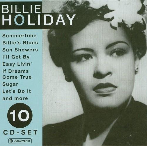 Billie Holiday Portrait Billie Holiday
