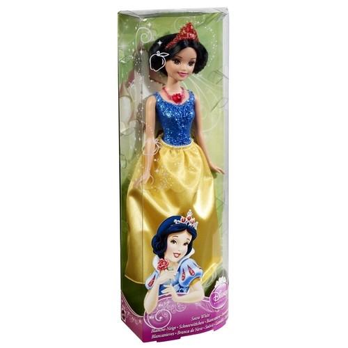 Królewna Śnieżka Błyszczące księżniczki Disney