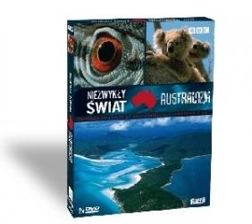 Niezwykły świat: Australazja (2 DVD)