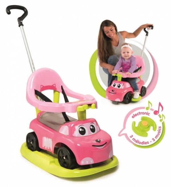 Jeździk Ride On Różowy (7600720614)