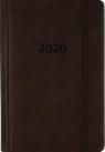 Kalendarz 2020 dzienny B6 Lux (KK-B6D L)mix