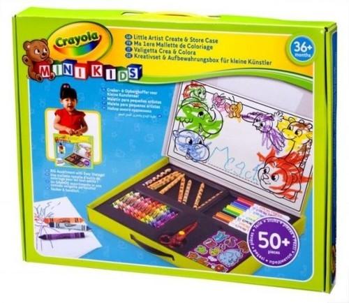 Crayola Mini Kids Walizka z przyborami