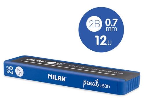 Grafity Milan 2B 0,7mm