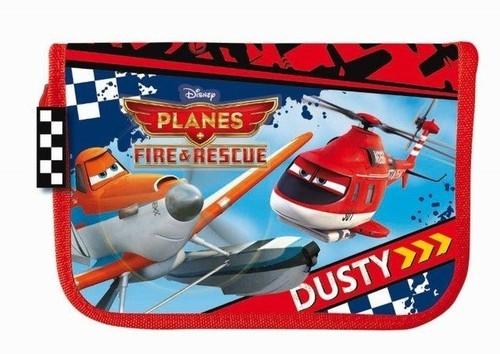 Piórnik dwuklapowy Disney Planes