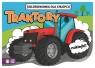 Kolorowanki dla chłopców Traktory