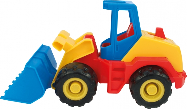 Tech Truck - Koparka MIX (35310)