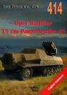 Opel Maultier 15 cm Panzerwerfer 42. Tank Power vol. CLV 414