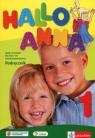 Hallo Anna 1 Podręcznik + 2CDSzkoła podstawowa Swerlowa Olga