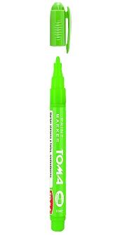Marker olejny fine - zielony neon TO-44146