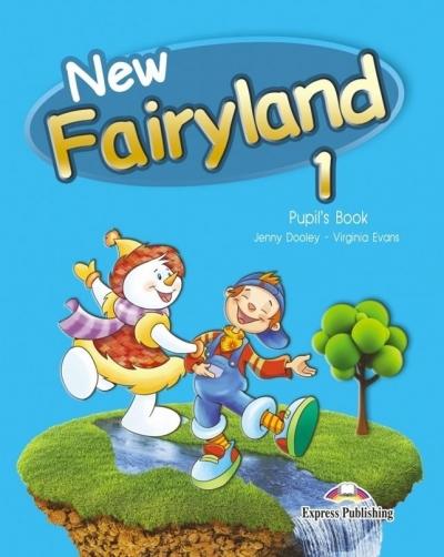 New Fairyland 1. Pupil's Book. Podręcznik Jenny Dooley, Virginia Evans