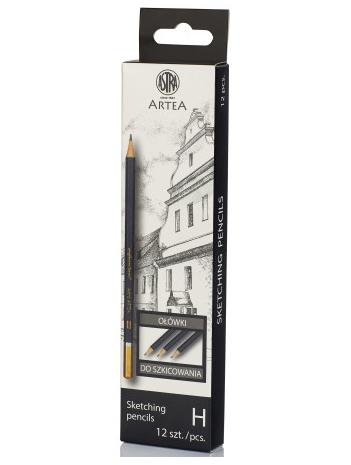 Ołówek do szkicowania H Astra Artea