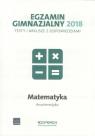 Egzamin gimnazjalny - Testy matemat. 2018 OPERON