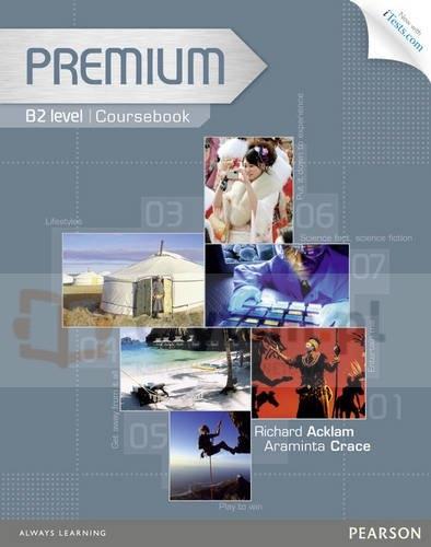 Premium B2 (FCE) SB +ExamRev +CDR Araminta Crace, Richard Acklam