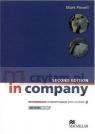 In Company 2ed Intermediate SB +CDR Mark Powell