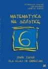 Matematyka na szóstkę Zbiór zadań dla klas I-III gimnazjum  Stanisław Kalisz, Jan Kulbicki, Henryk Rudzki