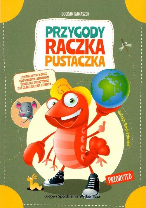 Przygody Raczka Pustaczka Bogdan Banaszek