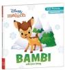 Disney Maluch. Bambi odkrywa śnieg praca zbiorowa