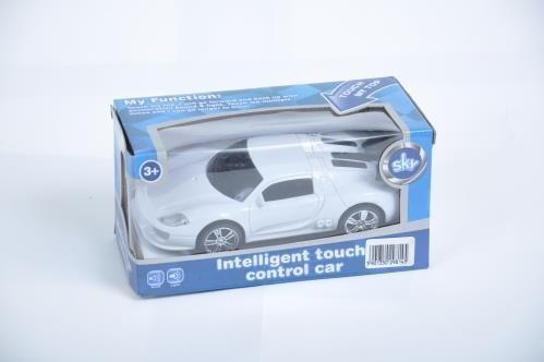 Auto osobowe plastikowe białe