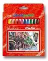 Kredki szkolne PL Lux 12 kolorów FACTIS