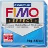 Masa termoutwardzalna Fimo Effect błękitna przezroczysta (8020-374)
