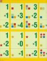 Matematyka Puzzle Dodawanie 1-5