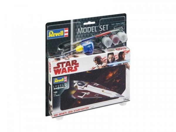 Model Set Obi Wan's Jedi Starfighter (63614)