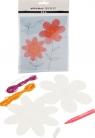 Zestaw mini do wyszywania - Kwiatki