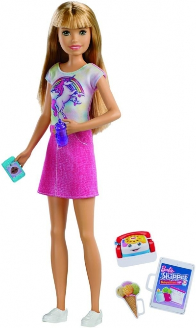 Barbie Skipper Babysitters 4