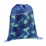 COOCAZOO worek na buty RocketPocket II, kolor: Tropical Blue