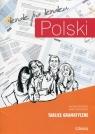 Polski krok po kroku Tablice gramatyczne Stempek Iwona, Stelmach Anna