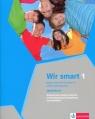 Wir smart 1 Smartbuch LEKTORKLETT w.2017 - zeszyt ćwiczeń