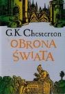 Obrona świata Chesterton Gilbert K.
