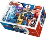 Puzzle mini 54: Bohaterowie The Avengers 2 TREFL