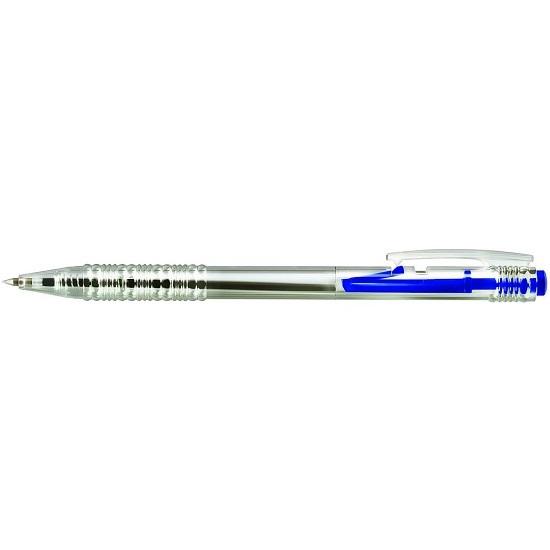 Długopis Tetis automatyczny 0,7mm - niebieski (KD711-NN)