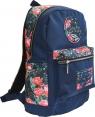 Plecak Zaokrąglony Szkolny Smiley Flowers