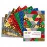 Blok papieru Happy Color Holographic, A4, 10 arkuszy (HA 3807 2030-HO)